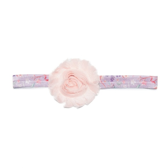 Other - Flower Baby Headband